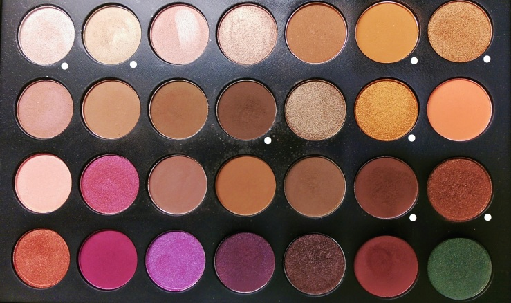Jaclyn Hill Favorites Palette Morphe Cosmetics Morphe Brushes Limited Edition MOTD bblogger