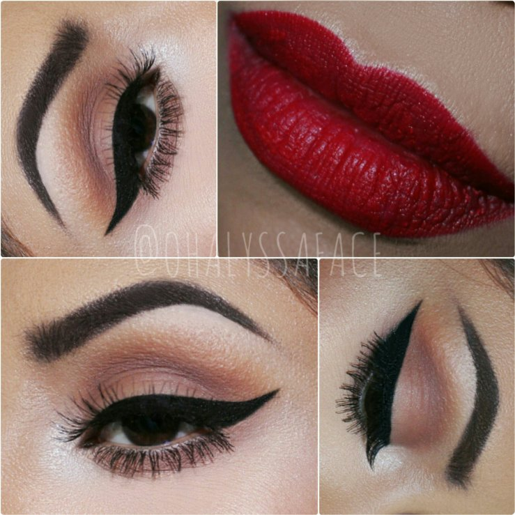 Holiday Makeup 2015