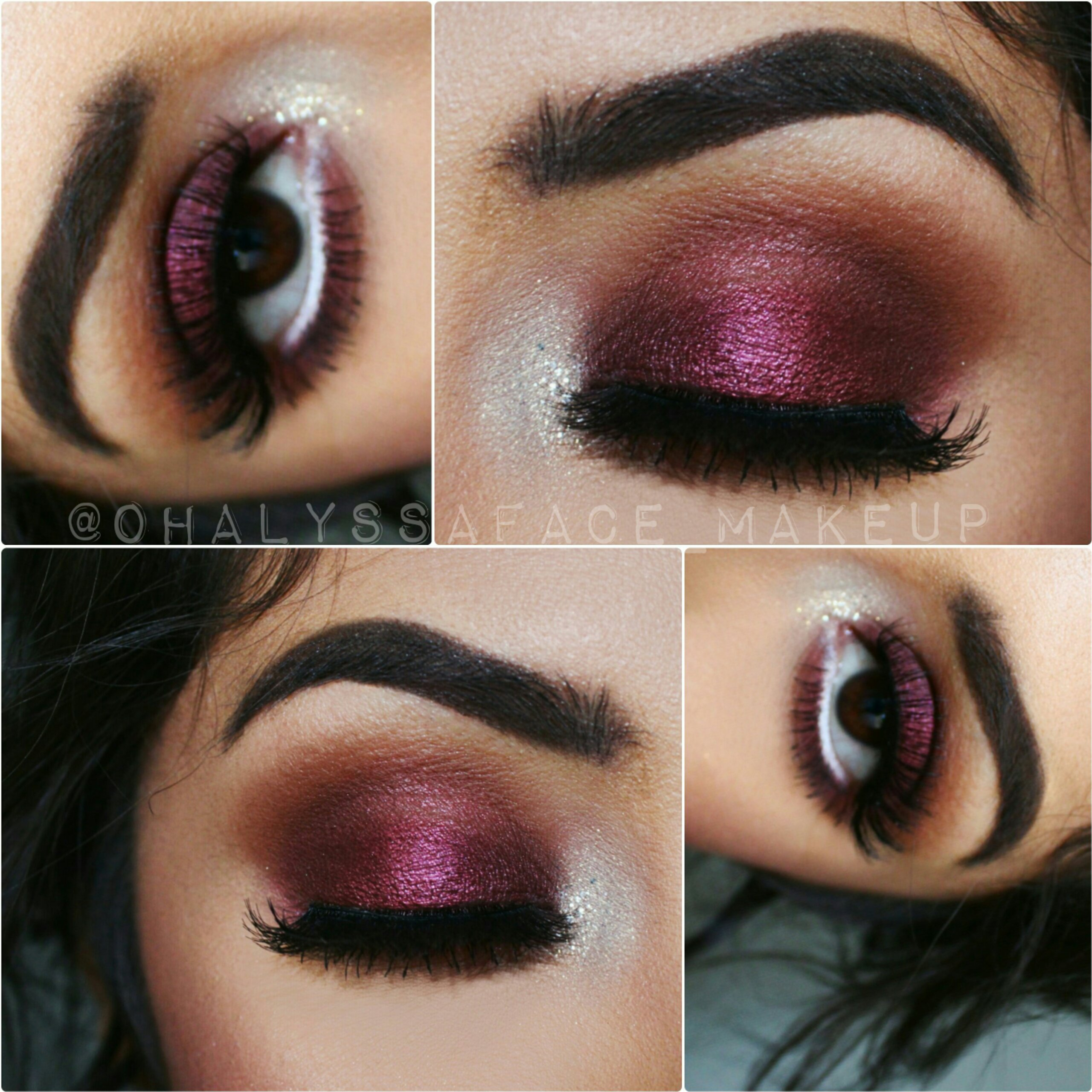 Makeup geek burlesque