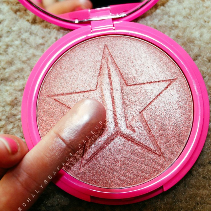 Jeffree Star Cosmetics Jeffree Star Peach Goddess Skin Frost Vegan Cruelty-Free Makeup JS Cosmetics