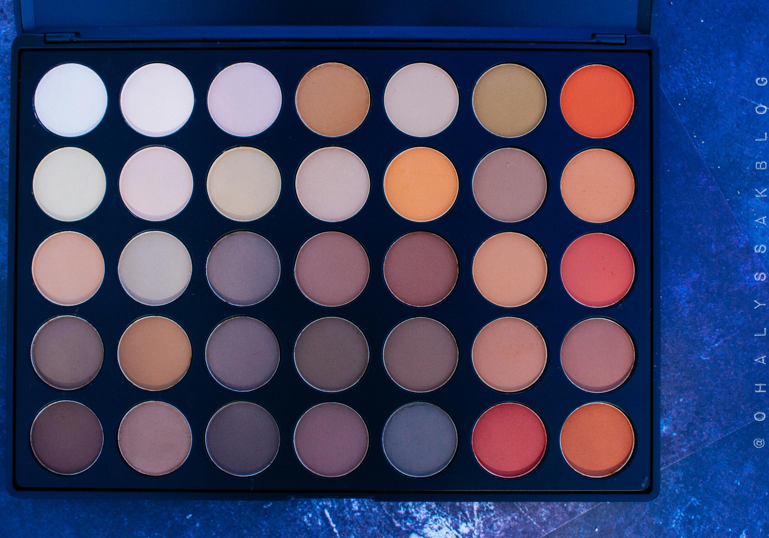 Morphe 35O Morphe 35O Matte Morphe Brushes Morphe Palettes Neutral Shadows Morphe Girl Los Angeles Makeup Indie Makeup