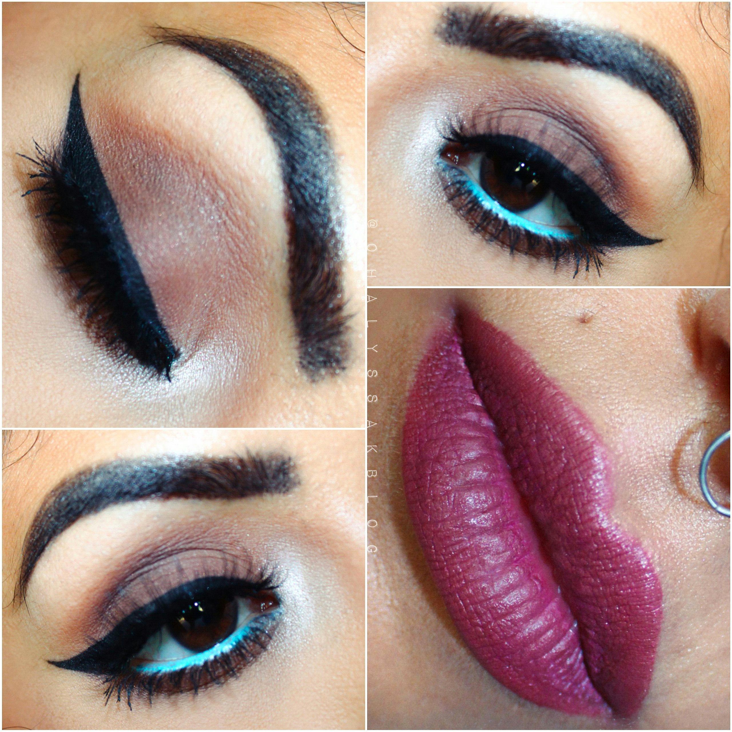 Morphe Eye Pencil Aqua Liner Summer Makeup Makeup Geek Cosmetics Single Shadows MUG Barcelona  Beach MUG Hipster Jeffree Star Androgyny Ardell Lashes Best Liquid Lipstick