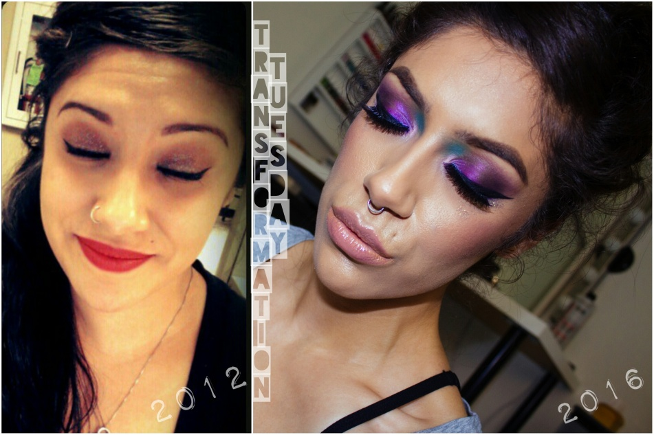 Transformation Tuesday Blog Blogger Beauty Blogger bblogger Makeup MOTD Fitness FIT FAM Makeup Transformation Makeup Instagram PMA positive mental attitude spirituality consciousness awake woke awakened mind body soul MOTD Makeup Geek Lashes ABH