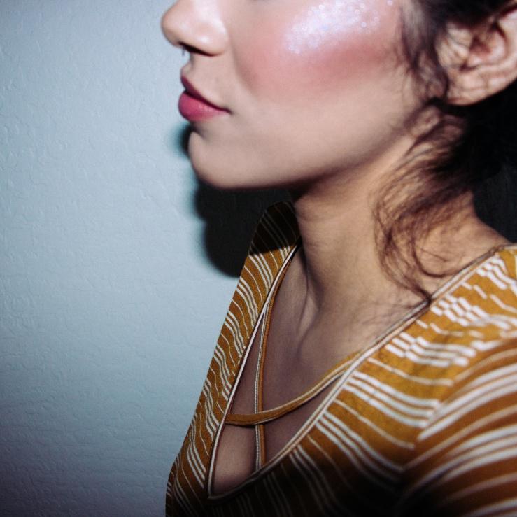 ABH Nicole Glow ABH Nicole Guerriero Glow Kit Anastasia Beverly Hills Highligh Makeup Phoenix MUA cruelty-free glow kits MOTD Makeup Monday