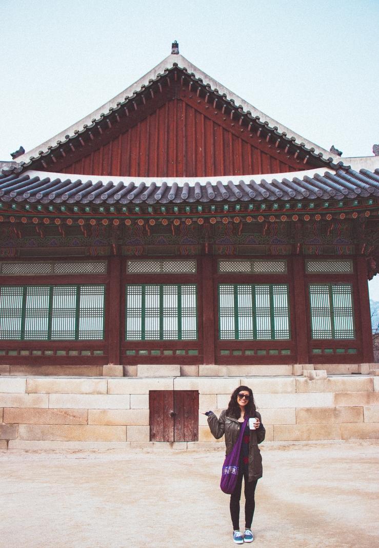 Gyeongbokgung Palace Korea Seoul South Korea Travel Blogger KurtzTravels Miles to the Max Blog Wanderlust Do You Travel Traveling Couples Travel Bloggers Gangnam Canon Photos Travel Photography Explore Phoenix Photographer Freelance Photography