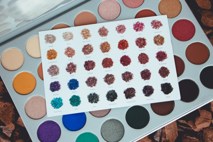 Jaclyn Hill Palette Morphe JaclynHillxMorphe MOTD Northern California makeup artist freelance makeup Morphe Brushes bblogger beauty Jaclyn Hill Favorites Palette beauty guru JH makeup photography
