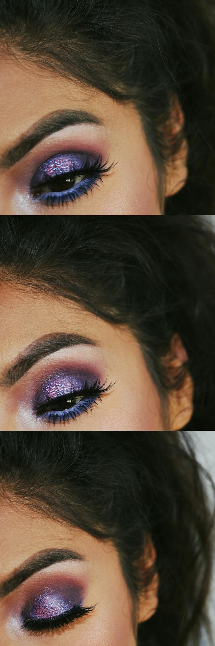 MOTD Makeup Geek Cosmetics Sacramento MUA Sacramento Makeup Artist Glitter Injections Pink Makeup Nyx Total Control Drop Foundation NYC Cosmetics Koko Lashes Summer Makeup Catrice Cosmetics Meet Violeta ColourPop Brills