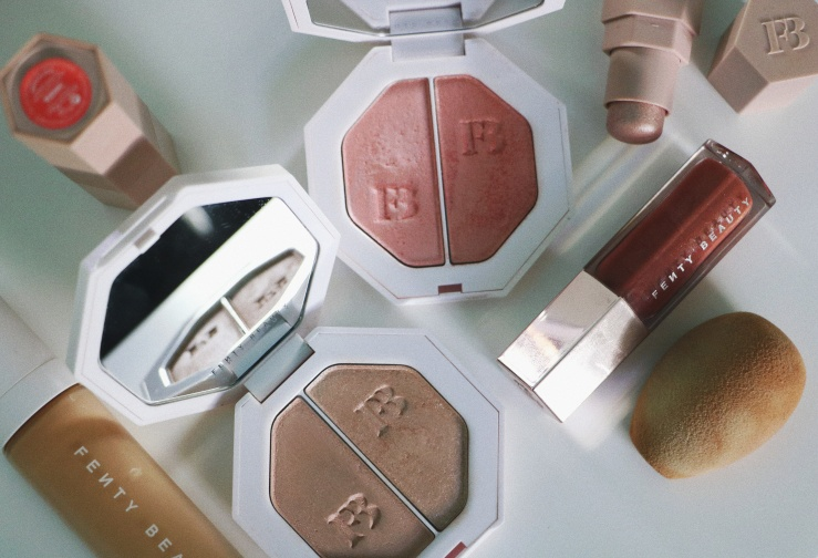 Fenty Beauty Fenty Face Fenty Fam Fenty Beauty by Rihanna Killawatt Match Stix Ridiiic Starstruck Killawatt Cruelty-Free makeup Gloss Bomb Fenty Glow Chic Phreak Lightning Dust Fire Crystal